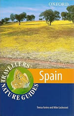 Book cover for Travellers' Nature Guides: Spain